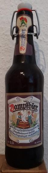 1. Dampfbierbrauerei Zwiesel Dampfbier