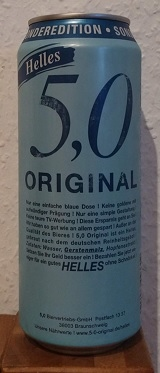 5,0 Original Helles
