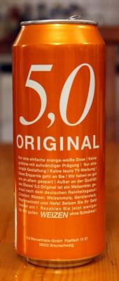 5,0 Original Weizen