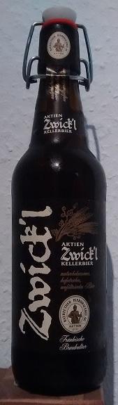 Bayreuther Aktien Zwick'l Kellerbier