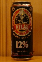 Atlas Beer Super Strong