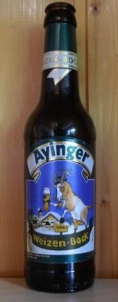 Ayinger Weizen Bock