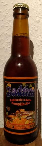 Badum Pumpkin Ale