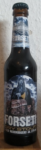 Beer of the Gods Forseti