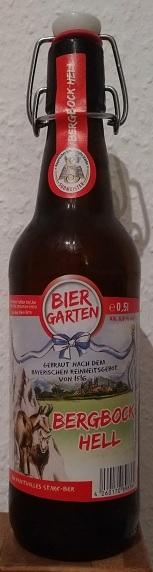 Sudmeister Biergarten Bergbock Hell