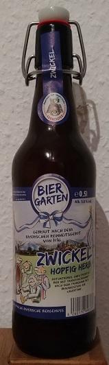 Sudmeister Biergarten Zwickel
