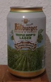 Bitburger / Sierra Nevada Triple Hop'd Lager