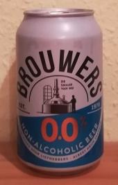 Brouwers 0,0%