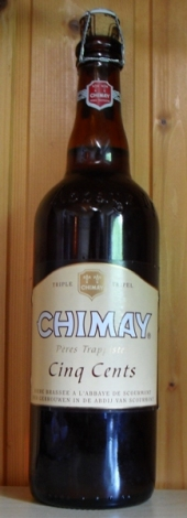 Chimay Blanche/Triple