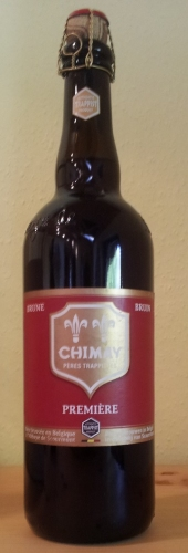 Chimay Rouge/Première