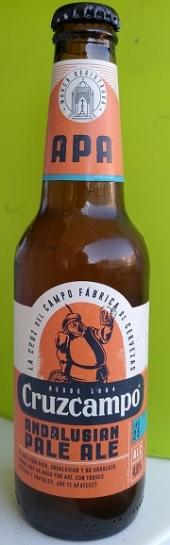 Cruzcampo Andalusian Pale Ale