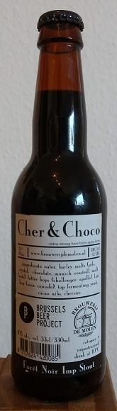 De Molen / Brussels Beer Project Cher & Choco