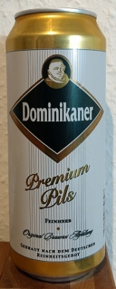 Dominikaner Premium Pils