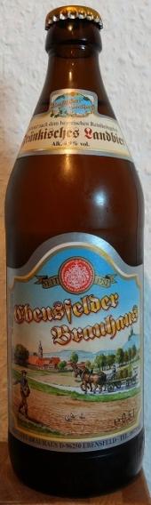 Ebensfelder Brauhaus Fränkisches Landbier