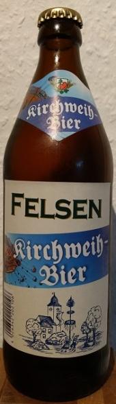 Felsenbräu Kirchweihbier