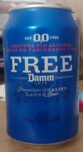 Damm Free