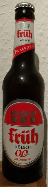 Früh Kölsch 0,0% Alkoholfrei