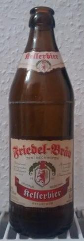 Friedel-Bräu Kellerbier