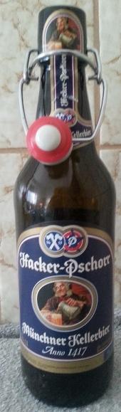 Hacker-Pschorr Münchner Kellerbier