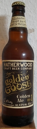 Hatherwood Golden Goose