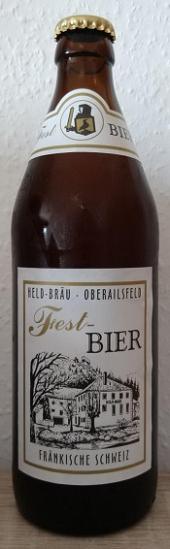 Held-Bräu Fest-Bier