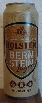 Holsten Bernstein Lager