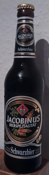 Jacobinus Schwarzbier