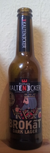 Kaltenecker Brokát Dark Lager
