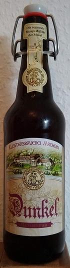 Klosterbrauerei Machern Dunkel Naturtrüb