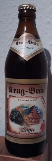 Krug-Bräu Lager