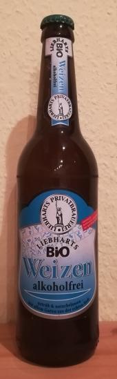 Liebharts Bio Weizen alkoholfrei