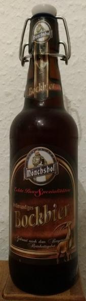 Mönchshof Bockbier