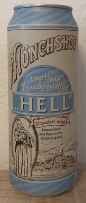 Mönchshof Hell