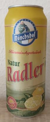 Mönchshof Natur Radler