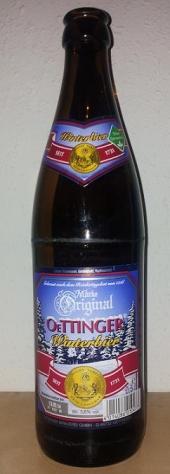Oettinger Winterbier