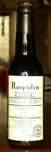 Rasputin Russian Imperial Stout