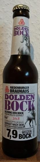 Riedenburger Dolden Bock