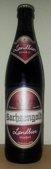 Sachsengold Landbier Dunkel