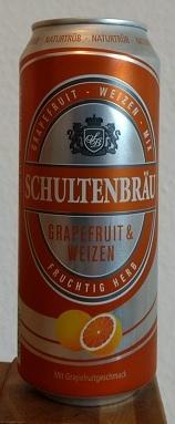 Schultenbräu Grapefruit & Weizen