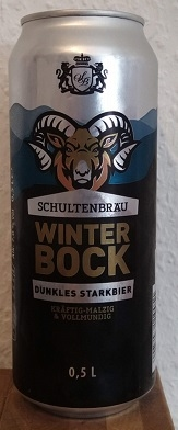 Schultenbräu Winter Bock