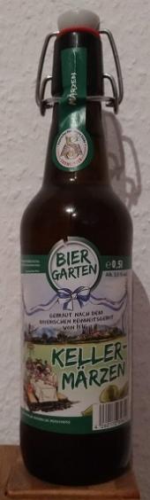 Sudmeister Biergarten Keller-Märzen