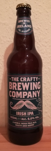 The Crafty Brewing Company Irish IPA