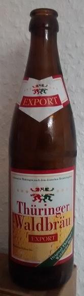 Thüringer Waldbräu Export