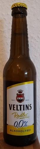 Veltins Radler 0,0% Alkoholfrei
