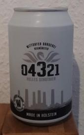 Wittorfer 04321 Helles Stadtbier